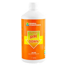 GHE pH Down жидкий 1 L